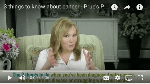 Prue's Place Daily – live better with cancer